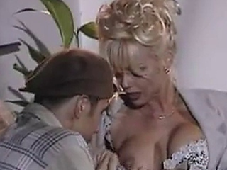 natural blonde MILF gets Some weiner