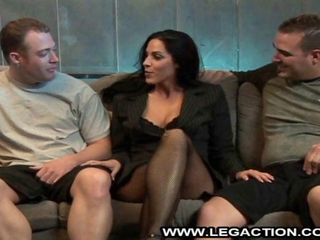 Veronica Rayne is winkle admirer obtains Double pressed
