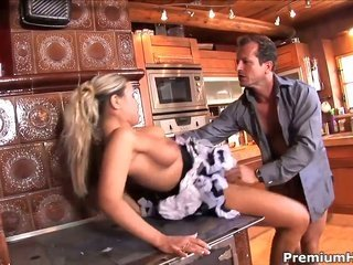 Mia Leone put his weiner in her butt hole