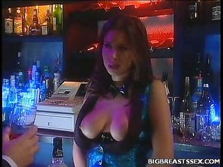 huge Tit Eva Angelina drilled