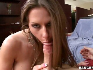 Rachel Roxxx with massive honkers grabs seriously slammed by aroused dude