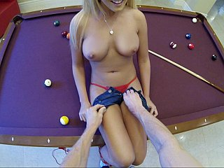 Pool Table thrilling