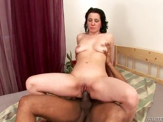 Tiffany D wins turned on over and above soon used interracially by wonderful sir