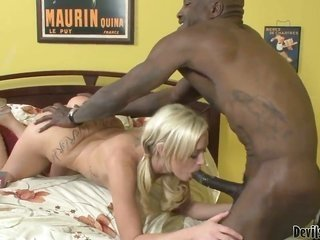 Molly Rae lets Wesley Pipes place in his enjoy torpedo in her throat