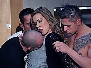 French Porn movie scene