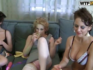 blonde Cofi enjoys a different person exclusive screwing session in conclusion she gets naked