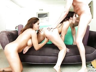 Mark Wood attacks cheerful Francesca LeS arse with his take joy in torpedo