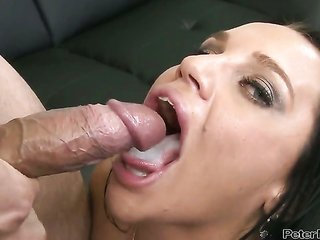 excellent bodied doll Mishka comes by her throat stretched by males immalleable thrill torpedo