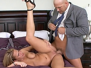 Alanah Rae evil America My Sister's sexy partner picks up buggered by Christian