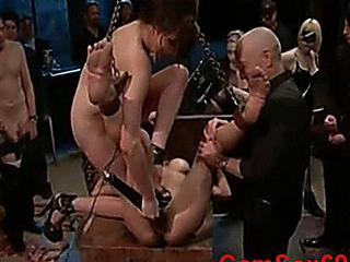 off beaten path pain recieving sexual pleasure species scene, one girl