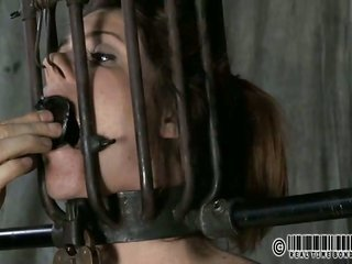 style acquires her mammillas licked in offer of painful clamping