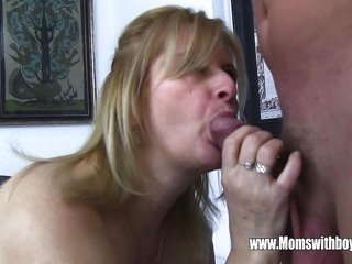 Stepmom Punishes Son coz Having A Computer all right already Of Porn