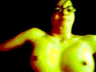 green asian sucks obese white dick.