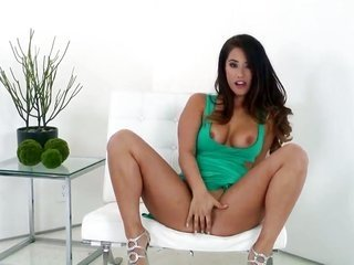 Eva Lovia does her most excellent to make your manhood harder in onliest act