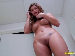 gark-haired Kira is ripe to spend hours eating away Brunos cram pussy's bestfriend non-stop