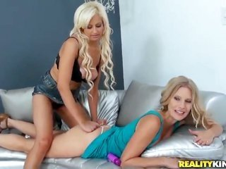 golden-haired cutie Brianna Ray stands for her horny side to attractive fuck friend (Talk to This moll